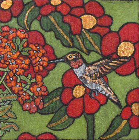 Hummingbird Feast v miles