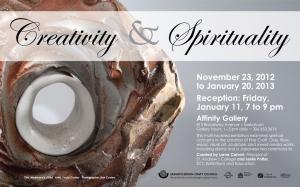 Creativity-Spirituality_Poster