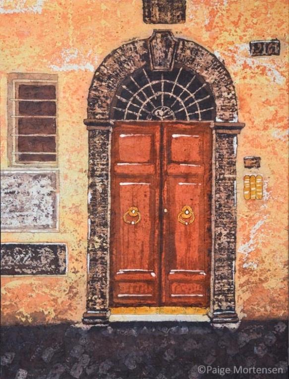 paige door